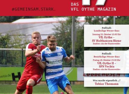 47 - Das VfL-Magazin Ausgabe Nr. 4