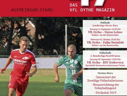 47 - Das VfL-Magazin Ausgabe Nr. 3