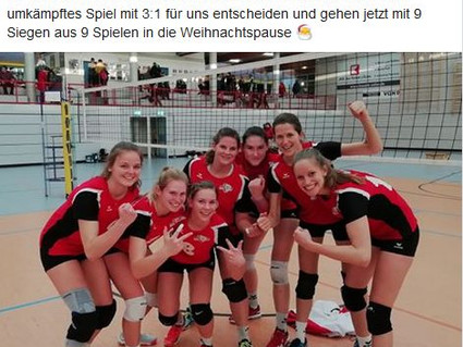 VfL-Oberligateam besiegt Tabellenführer Emlichheim III