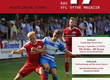 47 - Das VfL-Magazin Ausgabe Nr. 2