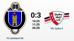 Das Oberliga-Team bleibt dem Tabellenführer dicht auf den Fersen.