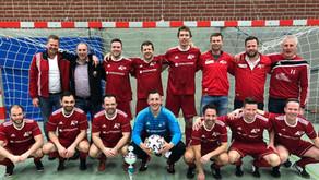 Die Alten Herren des VfL sind Hallenkreismeister 2020!