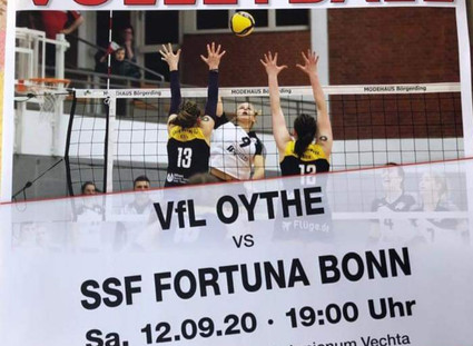 Volleyball-Bundesliga - Saisonauftakt 2020/21