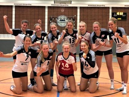 Regionalliga-Heimstart geglückt!