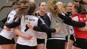 Landesliga-Volleyballerinnen wieder Spitzenreiter