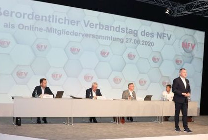 NFV-Delegierte stimmen für Saisonabbruch