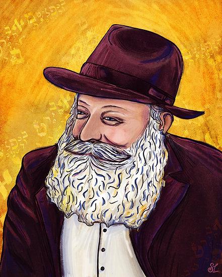 The Rebbe