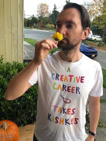Creative Career Tee