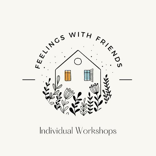 Workshop Series Individual Sessions