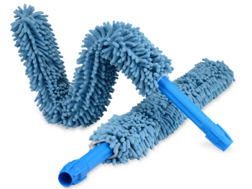 Chenille High Duster