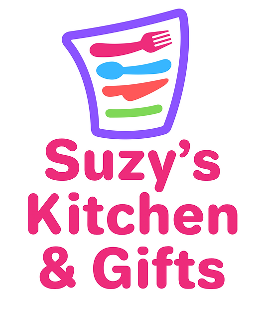 Suzy's Kitchen & Gifts Logo