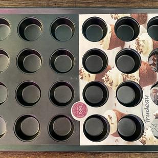 Metal Mini Muffin Pan