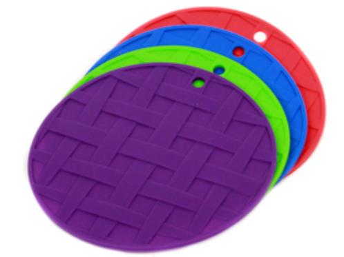 Basket Weave Silicone Trivet