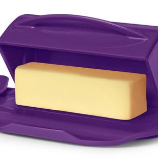 Purple Butterie Dish