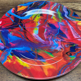 "8"" Melamine Plate Set"