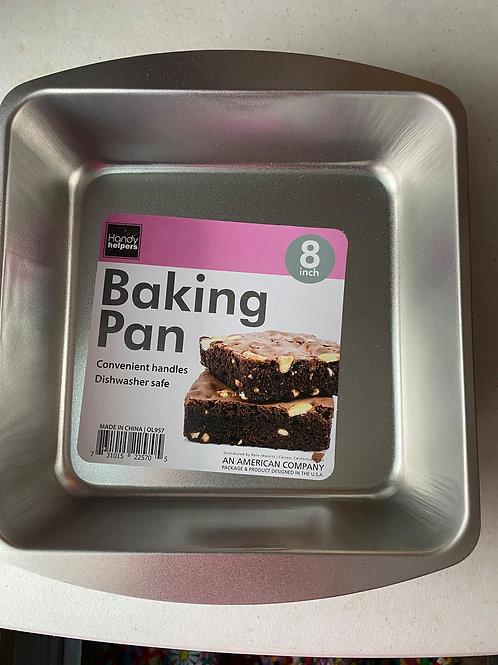"""Square Baking Pan 8"""""""