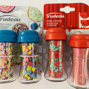 Small Sprinkle Shakers