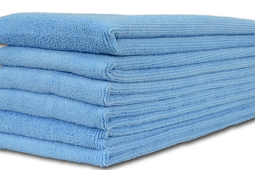 16x24 Multi Surface Cleaning Cloth Blue