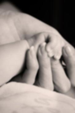 Kleine & große Hände