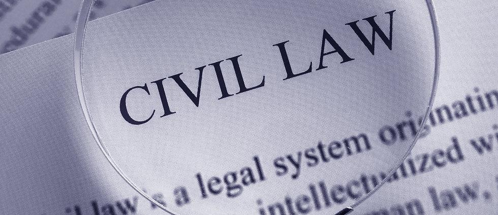 Civil Matters & Disputes - Rinaldo and R