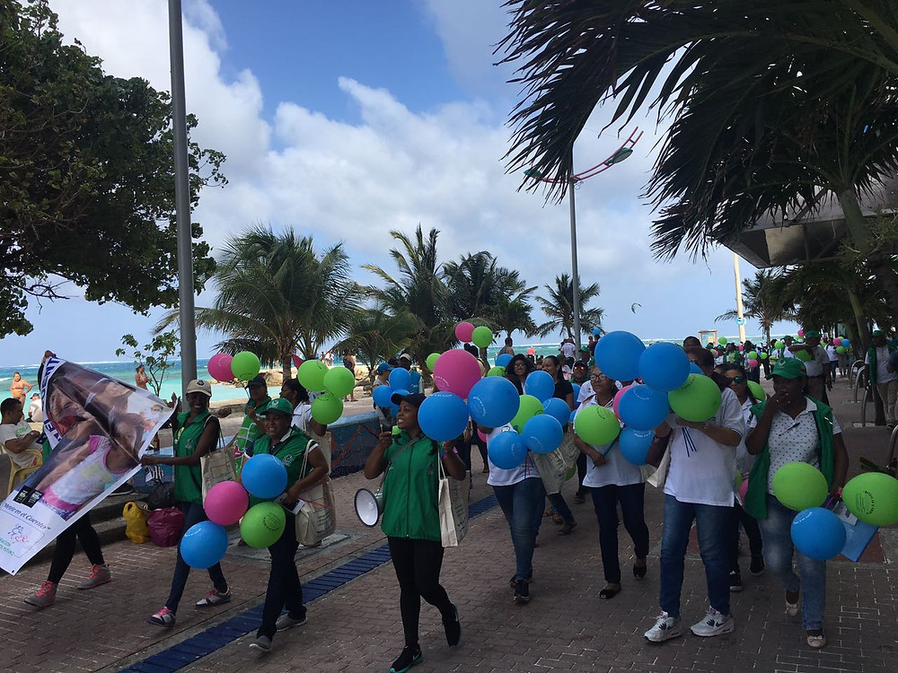 Presente Contra el Trabajo Infantil en San Andrés