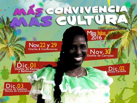 Llegan las Fiestas Patronales a San Andrés