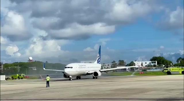 Copa Arline reanuda ruta Panamá/San Andrés