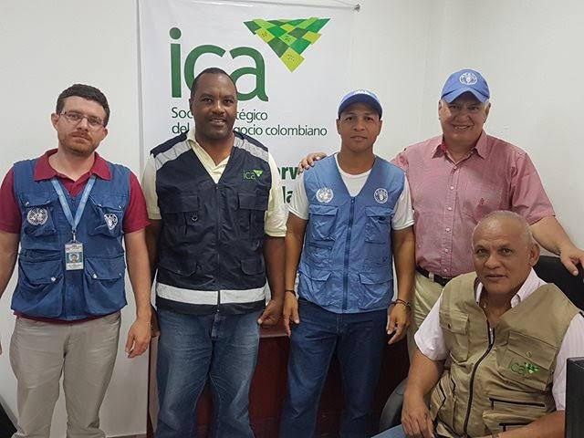 ICA San Andrés y Providencia
