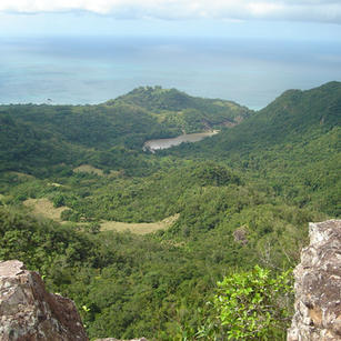 Reserva Forestal The Peak o El Pico