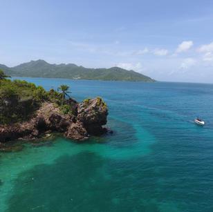 Navegar alrededor de las Islas