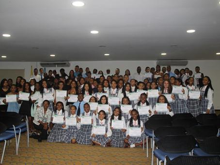 Así fue el cierre del Curso de Fundamentación en Áreas Básicas de la Universidad Nacional de Colombi