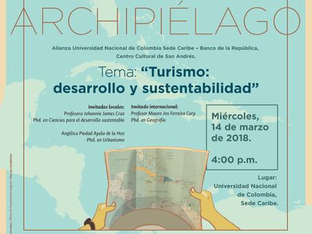 Cátedra Archipiélago inicia sus espacios académicos