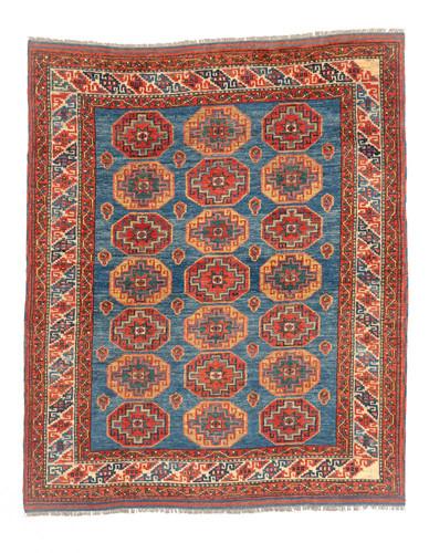 tappeto orientale kazak