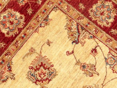 Come trattare e mettere via i tappeti