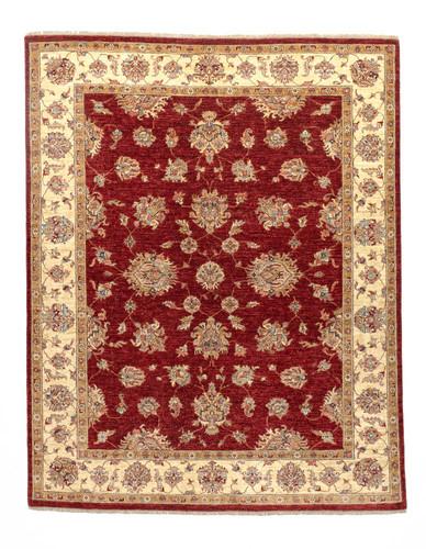tappeto floreale rosso Ziegler.jpg