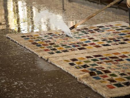 Come prendersi cura dei tappeti?