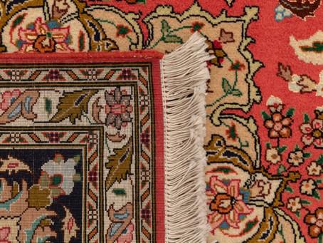 Le frange dei tappeti