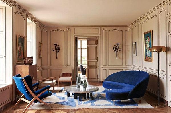 Velluto per la casa, velluto divani, come usare il velluto