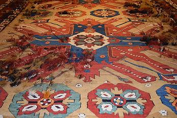 lane persia restauro tappeto