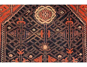 tappeto aggiustato