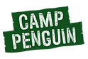 CampPenguin_1C_stacked_green.png