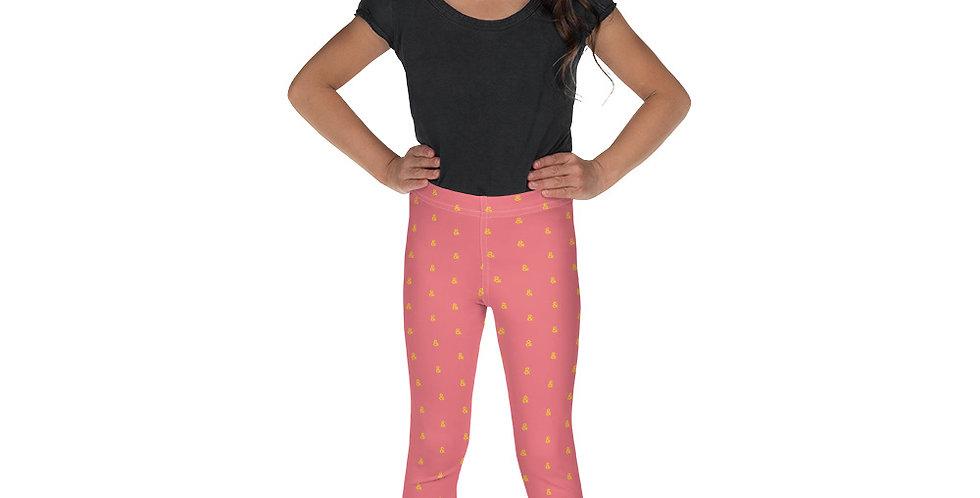 Child Leggings - Pink