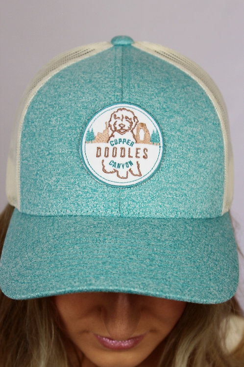 Copper Canyon-Doodles Embroidered Patch Hat