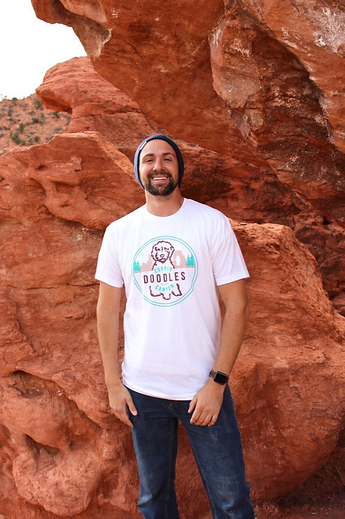 Copper Canyon-Doodles Logo Tee