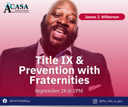 Title IX & Prevention with Fraternities