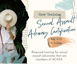 Advocacy Certification