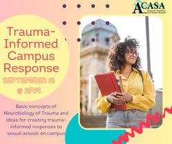 Trauma-Informed Campus Response