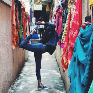 Natarajasana / Dancer's Pose