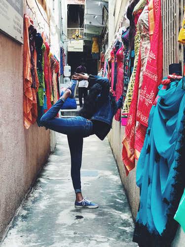 Natarajasana / Dancer Pose