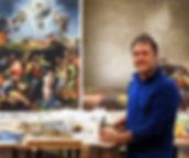 Atelier Lenarduzzi Hand Made in Italy Mosaic